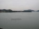 ホテルの部屋(7階)から浜名湖を一望する!!
