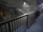 現在、吹雪いてます!!