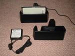 充電器と卓上ホルダーは、自宅用と職場用に各2個ずつ購入!!